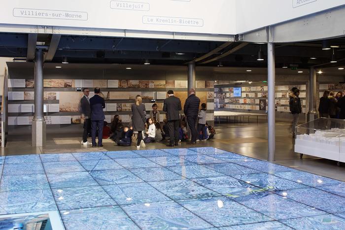 Journées du patrimoine 2018 - Visite guidée de de l'exposition Paris la Métropole et ses projets