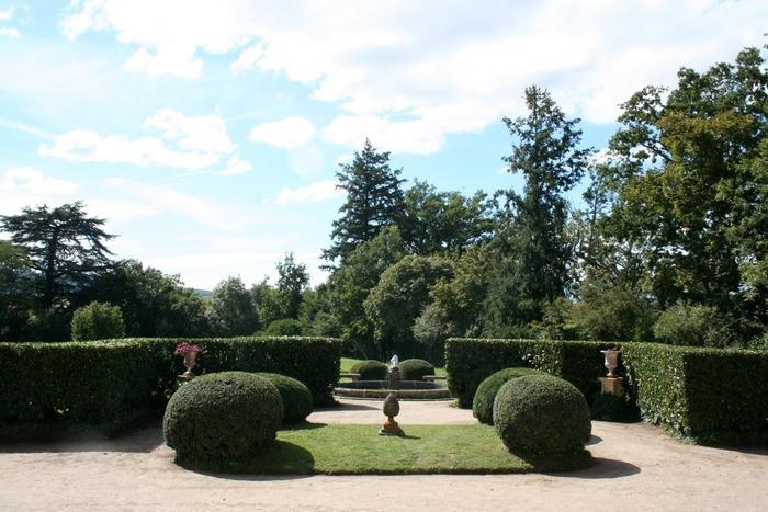 Journées du patrimoine 2018 - Visite libre des jardins de la Croze