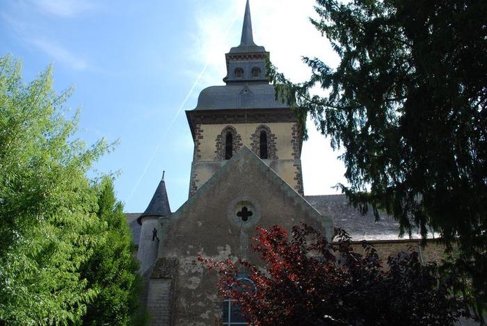 Journées du patrimoine 2018 - Visite de l'abbatiale de St Gildas des Bois