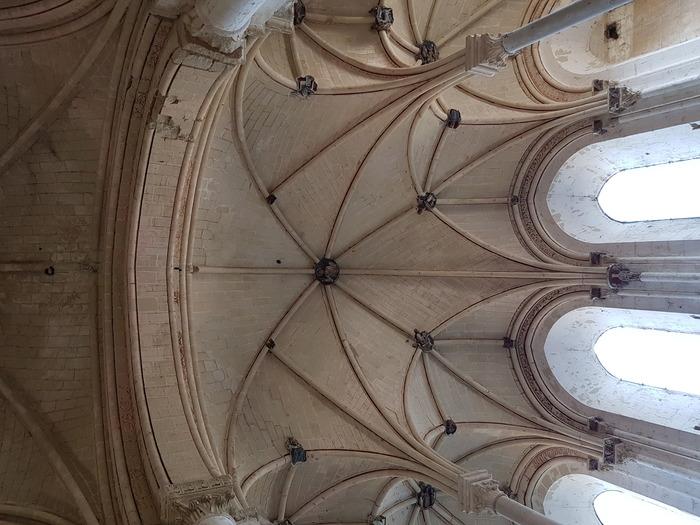 Journées du patrimoine 2018 - Visite de l'Abbaye d'Asnieres