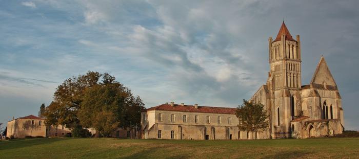 Journées du patrimoine 2018 - Visite de l'abbaye de Sablonceaux