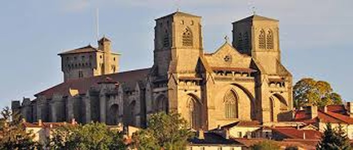 Journées du patrimoine 2018 - Visite de l'abbaye par les fréres de la congrégation de Saint-Jean.