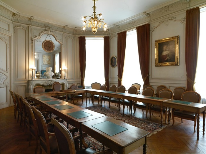 Journées du patrimoine 2018 - Visite de l'Académie nationale des sciences, belles-lettres et arts de Bordeaux