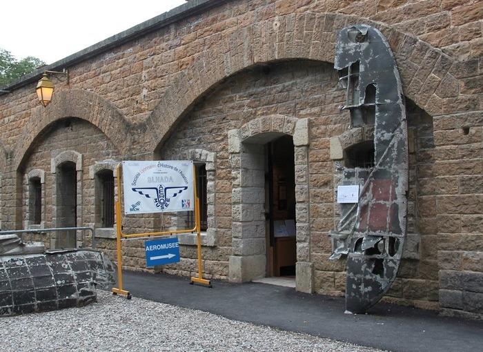 Journées du patrimoine 2018 - Visite de l'aéromusée de la région lyonnaise.