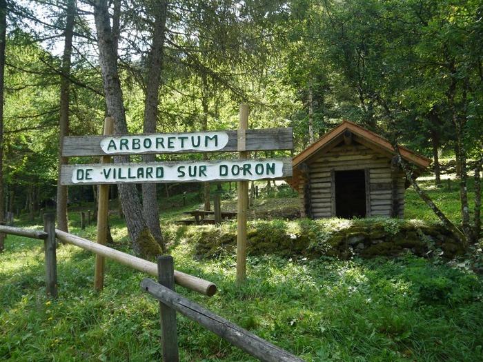 Journées du patrimoine 2017 - Visite de l'Arboretum