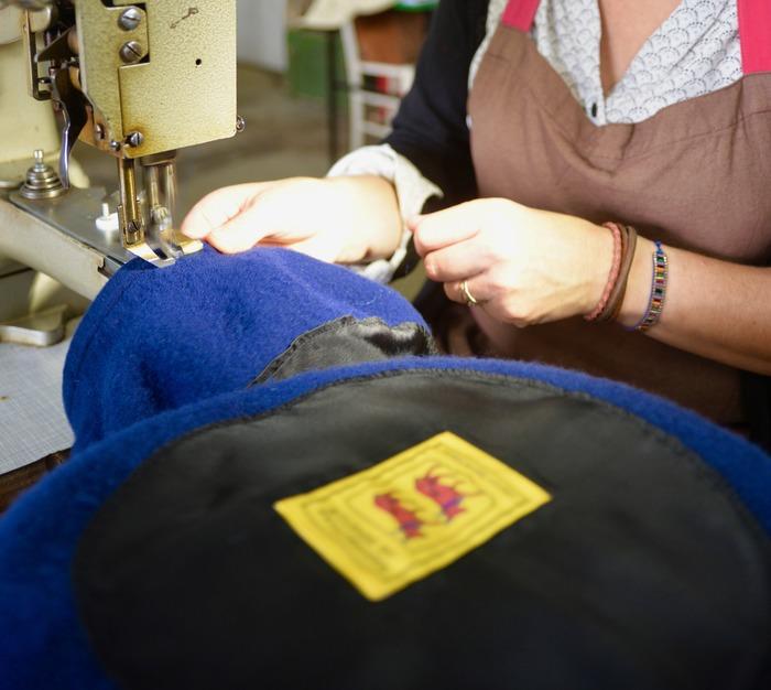 Journées du patrimoine 2018 - Visite d'un atelier artisanal de fabrication de bérets
