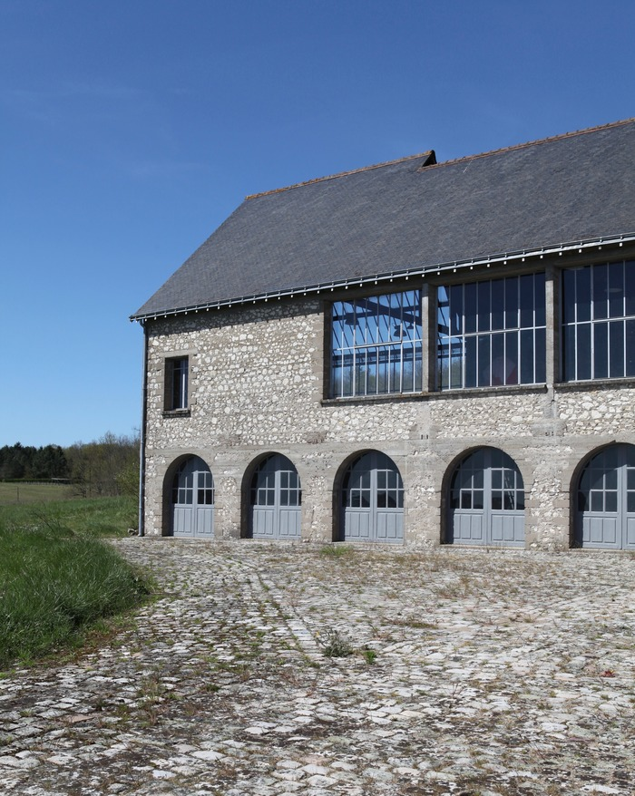 Crédits image : L'atelier Calder à Saché - (c) Guillaume Blanc, Atelier Calder