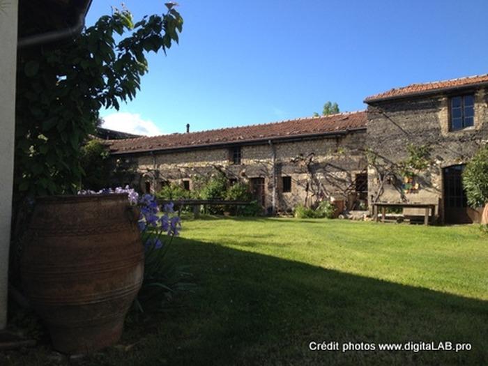 Journées du patrimoine 2018 - Visite de l'atelier de la fabrique de poteries de Cliousclat