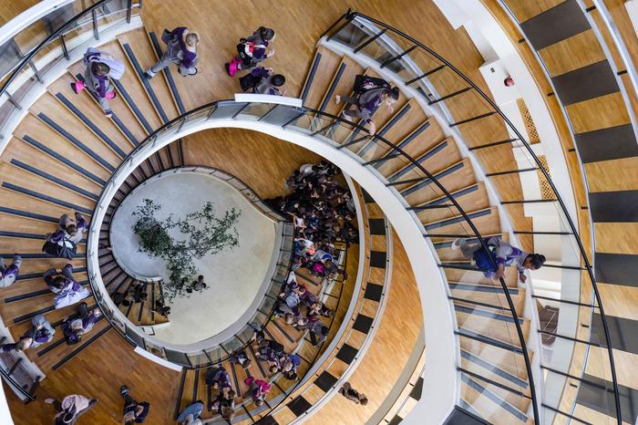 Journées du patrimoine 2018 - Visite guidée de l'Ecole de Danse de l'Opéra national de Paris, suivie d'un parcours libre dans l'Ecole.