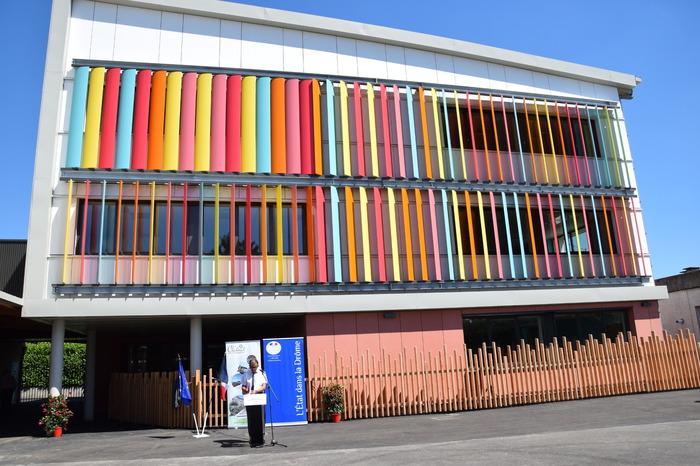 Journées du patrimoine 2018 - Visite de l'école Gustave André