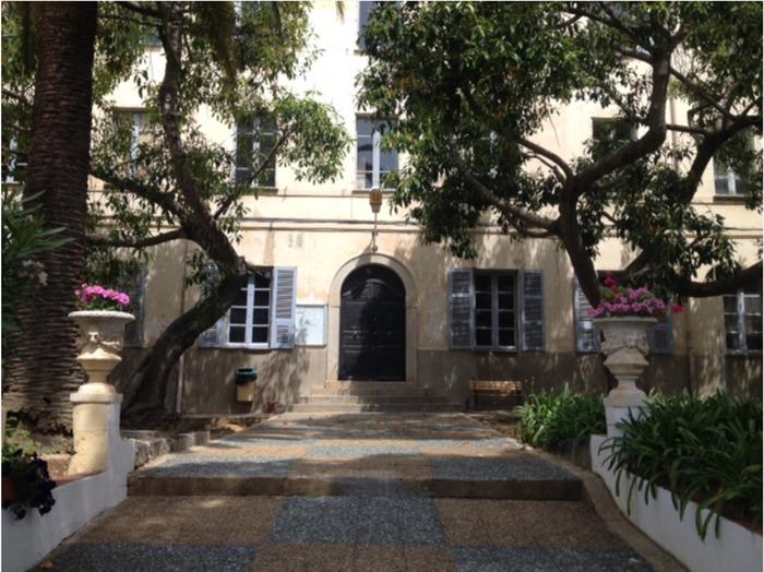 Journées du patrimoine 2018 - Visite de l'École Supérieure du Professorat et de l'Éducation de l'Université de Corse à Ajaccio