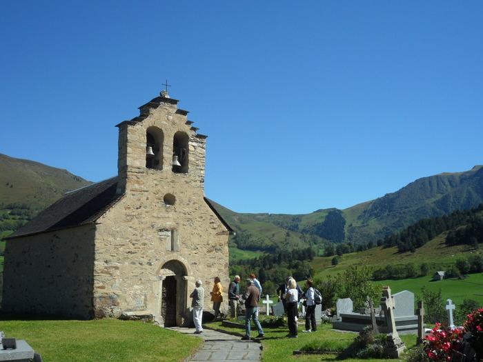 Journées du patrimoine 2017 - Visite guidée de l'église d'Ens