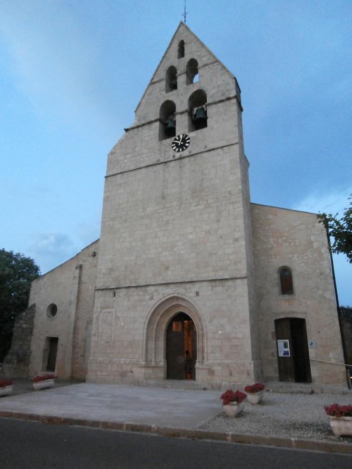 Journées du patrimoine 2018 - Visite de l'église et exposition