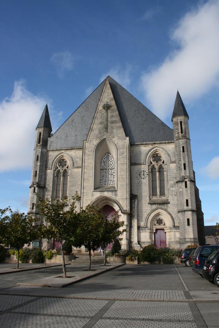 Journées du patrimoine 2018 - Visite de l'église de Guémené-Penfao