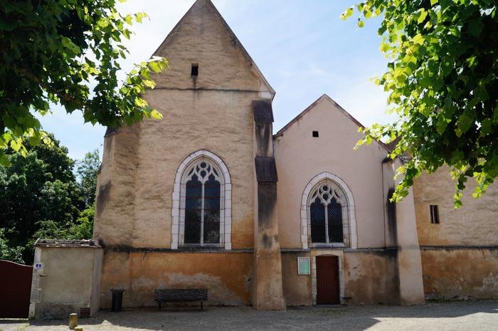Journées du patrimoine 2017 - Visite de l'église de Gurgy