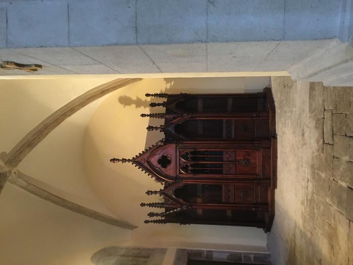 Journées du patrimoine 2018 - Visite de l'église de Joyeuse et de son clocher