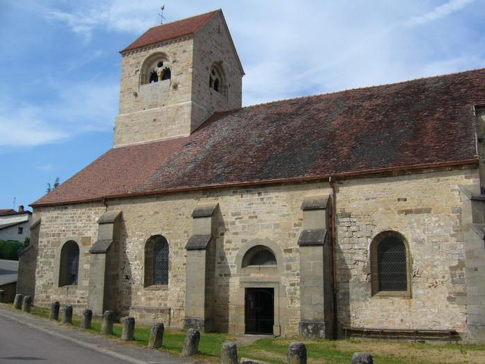 Crédits image : Église Notre-Dame de la Nativité de Voisey © Musée de Voisey