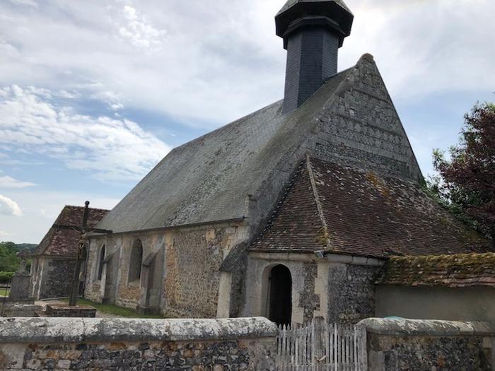 Journées du patrimoine 2018 - Visite libre de l'église de Mancelles