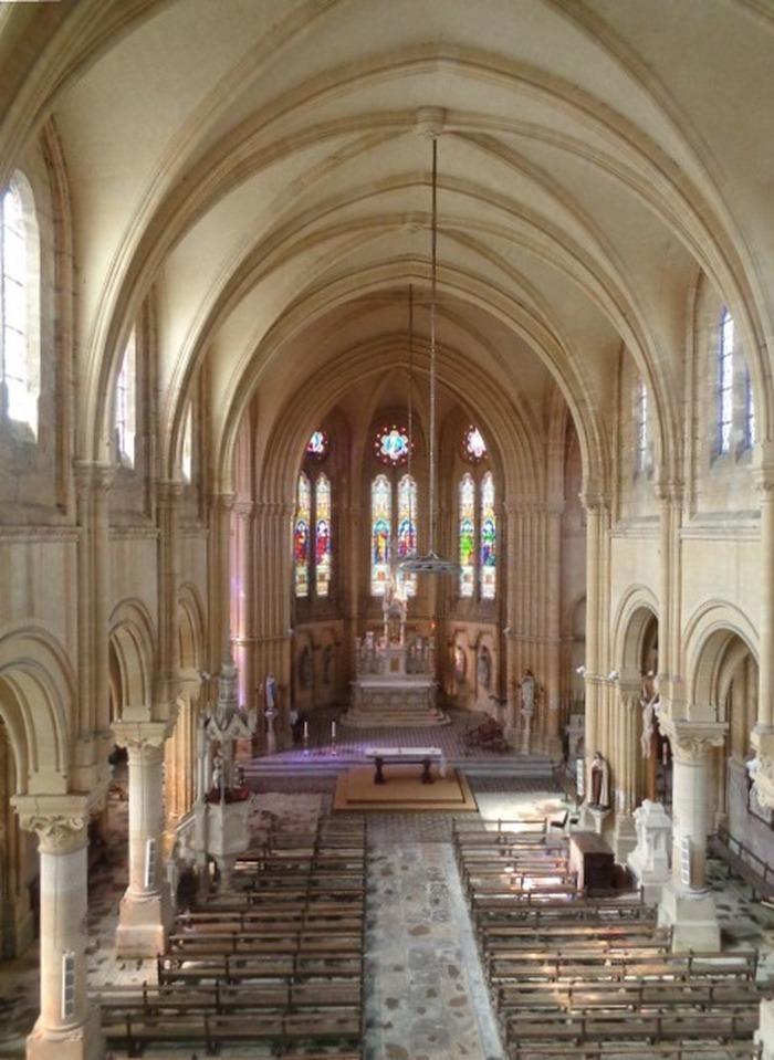 Journées du patrimoine 2018 - Eglise Saint-Pierre de Matton