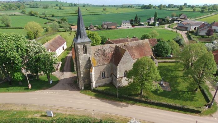 Journées du patrimoine 2018 - Visite de l'église de Moraches
