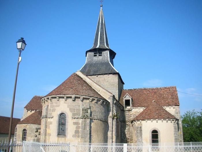 Journées du patrimoine 2018 - Visite de l'église de Nouzerines