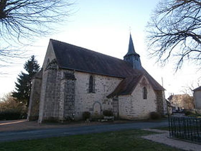 Journées du patrimoine 2018 - À la découverte de l'église de Saint-Marien