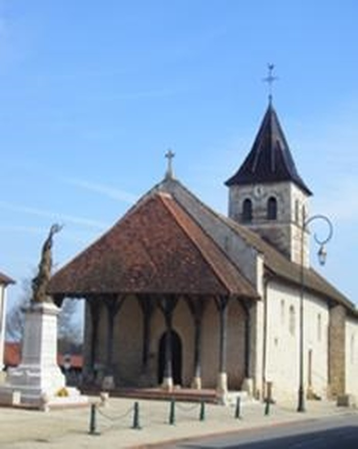 Journées du patrimoine 2018 - Visite commentée de l'église de Saint Nizier le Bouchoux.