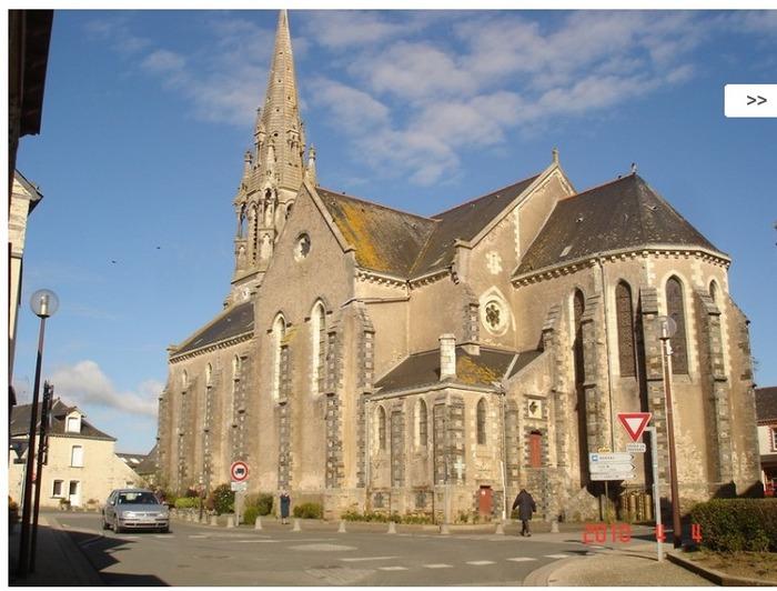Journées du patrimoine 2017 - Visite de l'église de Saint-Vincent-des-Landes