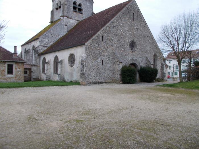 Journées du patrimoine 2018 - Visite de l'église du Village de Bellot