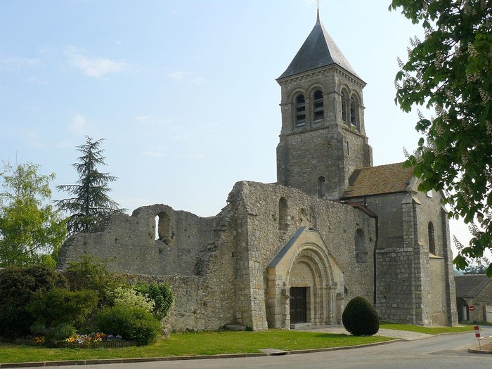 Journées du patrimoine 2018 - Visite de l'Église et présentation du village