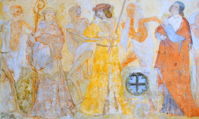 Journées du patrimoine 2018 - Visite commentée de l'église et ses peintures