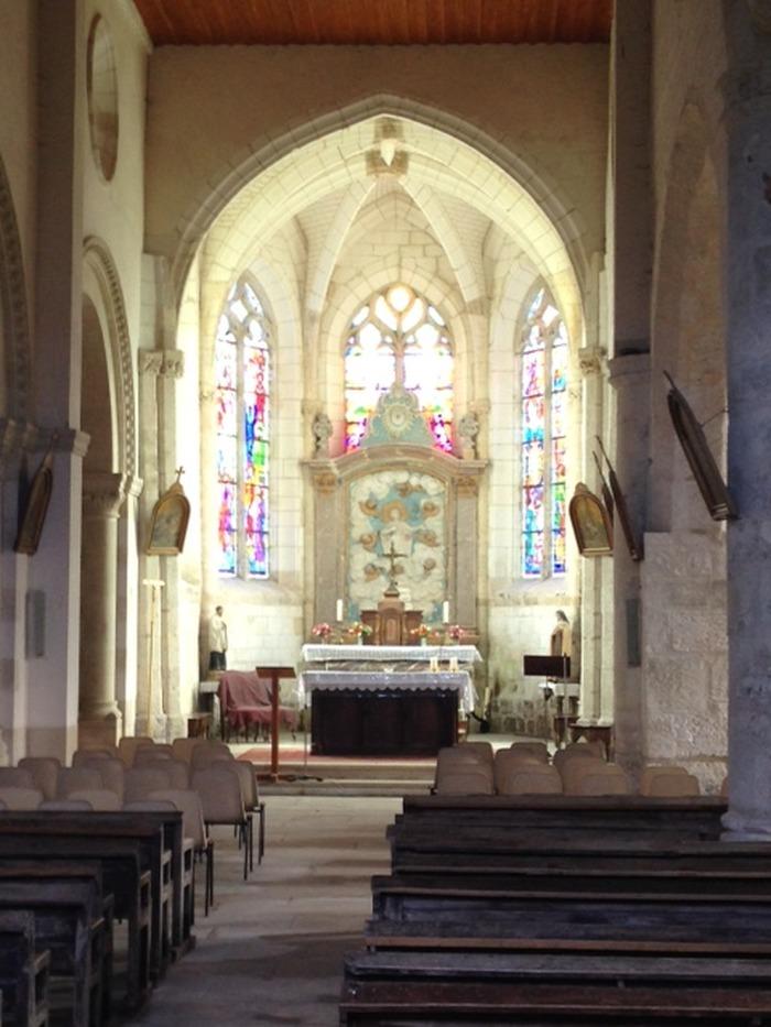 Journées du patrimoine 2018 - Visite de l'église Notre-Dame suivie d'un concert