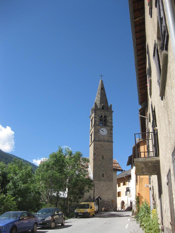 Journées du patrimoine 2018 - Visite de l'église Notre-Dame de l'Annonciation de La Vachette