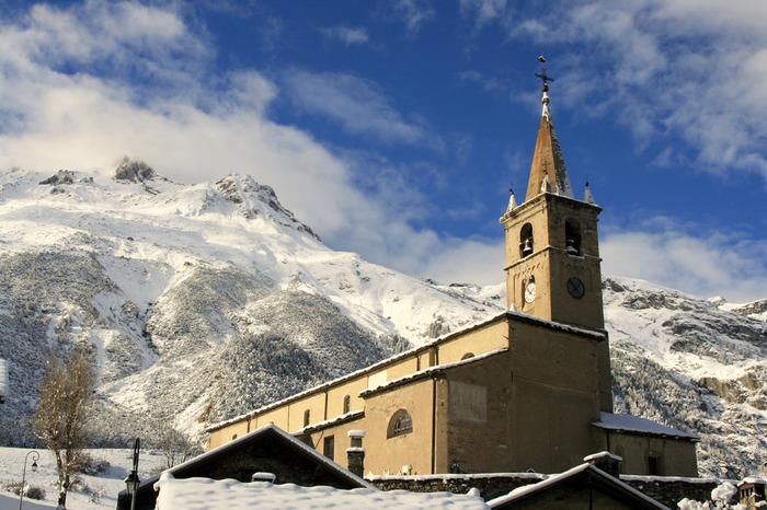 Journées du patrimoine 2018 - Val Cenis Termignon - Eglise Notre Dame de l'Assomption et chapelle de la Visitation.