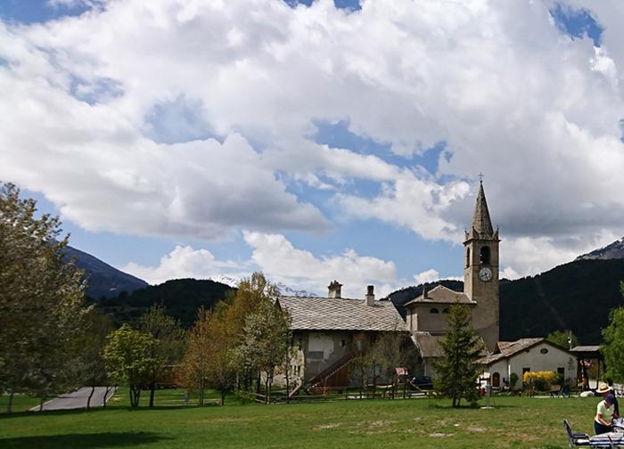 Journées du patrimoine 2018 - Val Cenis Bramans - Eglise Notre Dame de l'Assomption et chapelle de la Congrégation