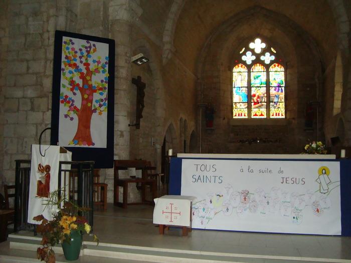 Journées du patrimoine 2017 - Visite de l'Eglise Notre Dame de la Nativité de Fontaines