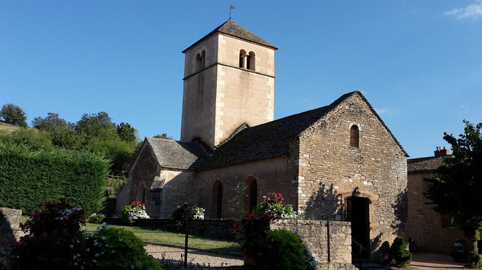 Journées du patrimoine 2018 - Visite de l'église Notre-Dame de la Purification