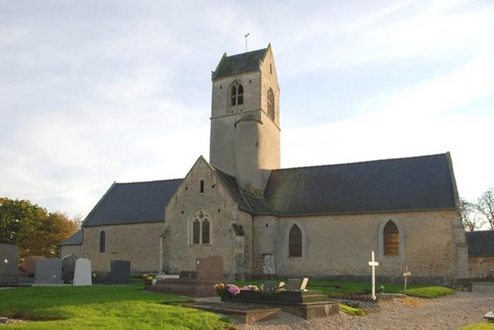 Journées du patrimoine 2018 - Visite guidée et libre de l'église Notre-Dame de Mestry