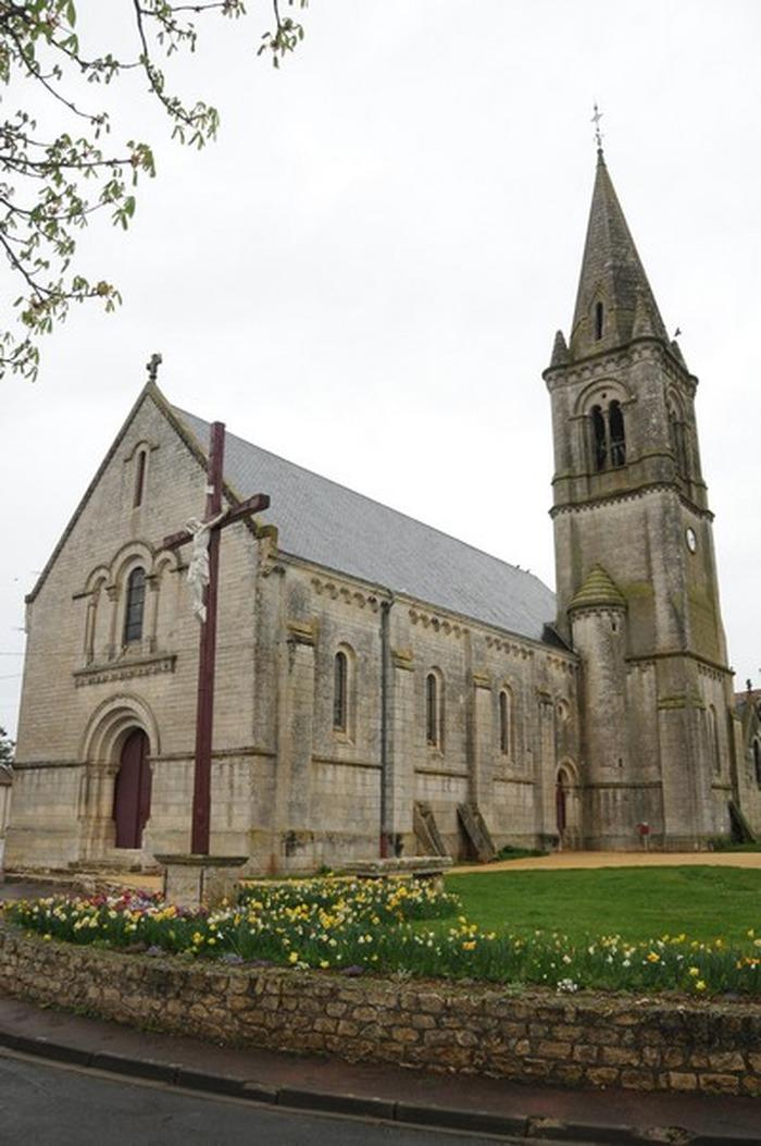Journées du patrimoine 2017 - Visite de l'église Notre-Dame de Montamisé