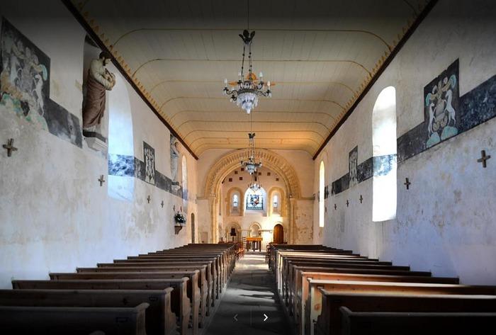 Journées du patrimoine 2018 - Visite commentée de l'église Notre-Dame de Vouilly