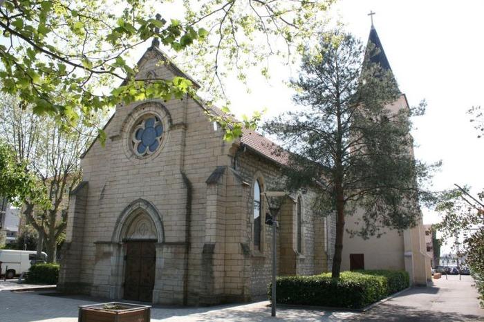 Journées du patrimoine 2018 - Visite de l'église Notre Dame du Rosaire.