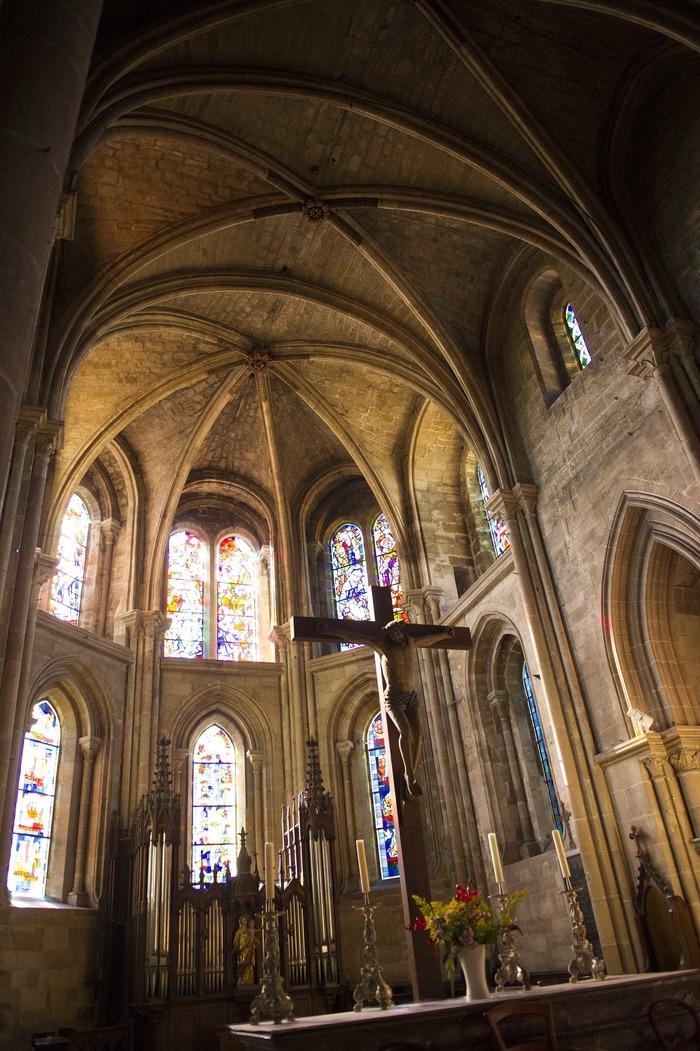 Journées du patrimoine 2018 - Visite de l'Eglise Notre-Dame