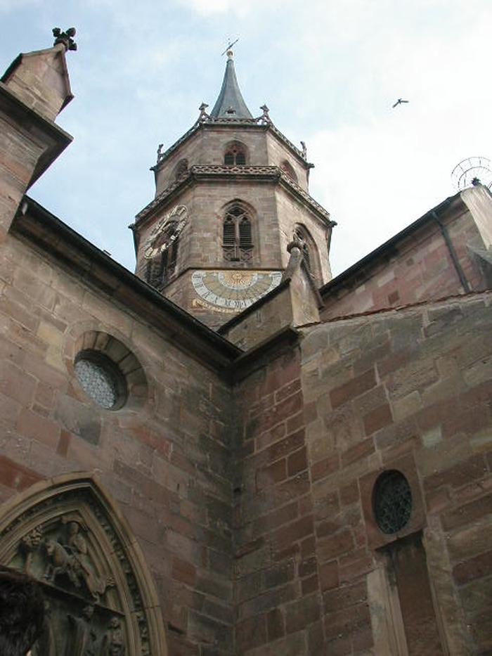 Journées du patrimoine 2018 - Eglise Saint-Maurice