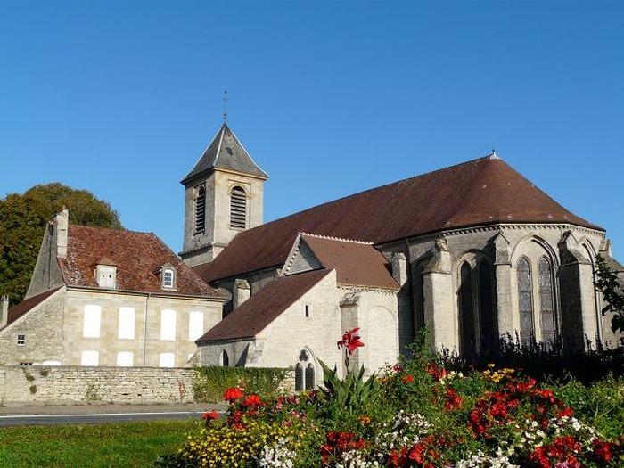 Journées du patrimoine 2019 - Conférence sur la crypte carolingienne de l'église des Trois-Jumeaux