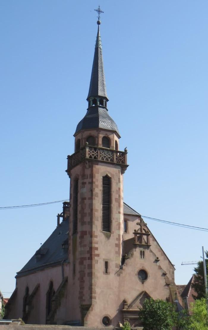 Journées du patrimoine 2018 - Visite de l'église protestante de Molsheim et concert d'orgue
