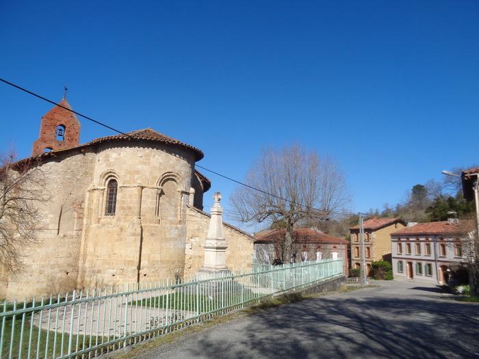 Journées du patrimoine 2017 - Visite de l'église romane