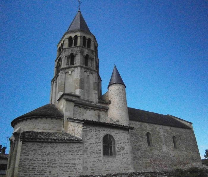 Journées du patrimoine 2018 - Visite de l'église romane de Chânes
