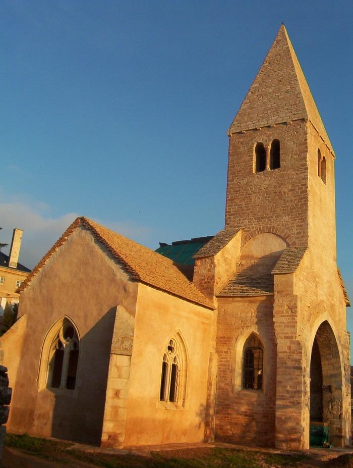 Journées du patrimoine 2018 - Visite de l'église romane de Cortiambles