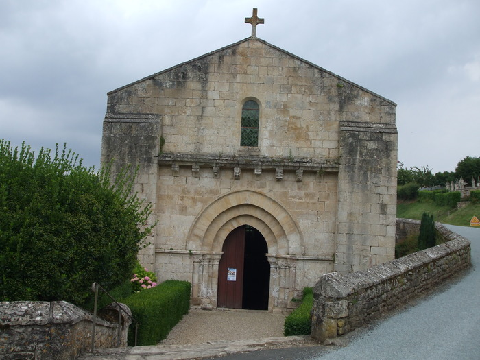 Journées du patrimoine 2018 - Église Saint-Romans