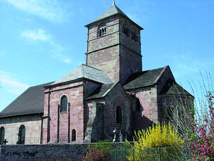 Journées du patrimoine 2018 - Eglise romane de Champ-le-Duc